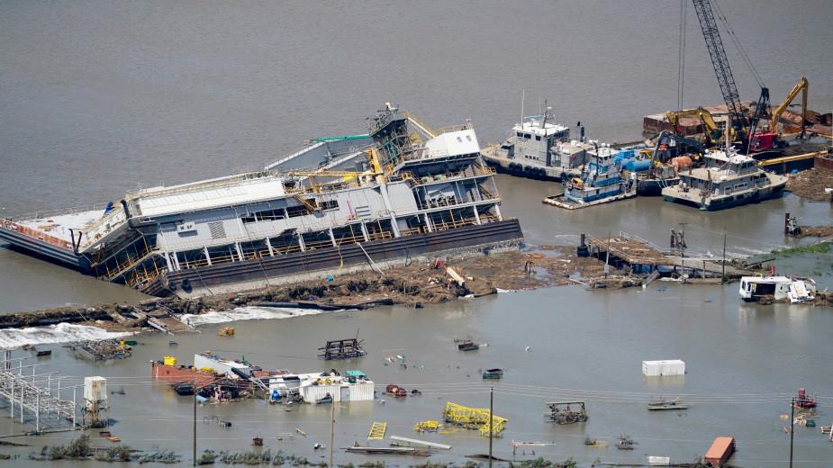 Uragan Laura - vrhunac jedne od najaktivnijih sezona uragana do sada 2