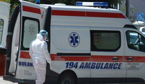 Smanjuje se broj kovid pacijenata u Zlatiborskom okrugu 10