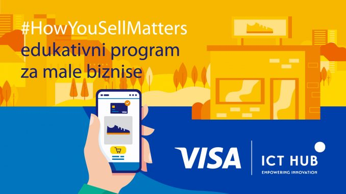 Visa i ICT Hub vas pozivaju da unapredite vaše online poslovanje! 4