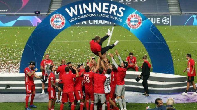 Bajern šesti put šampion Evrope 4