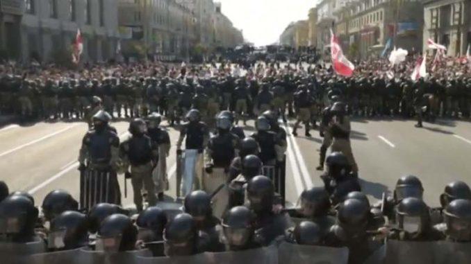 U Belorusiji nekoliko desetina hiljada ljudi na ulici protiv Lukašenka 2