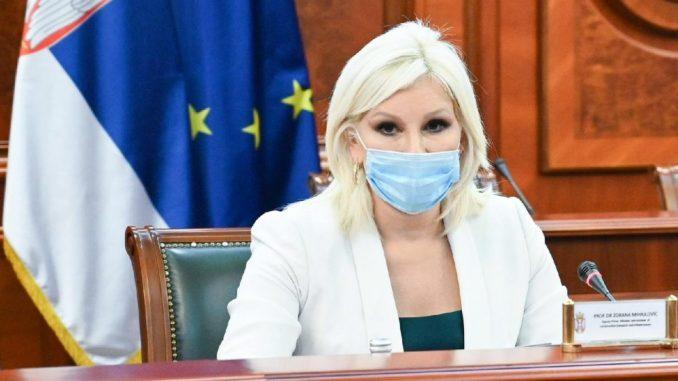 Mihajlović: Pojedinci se trude da od ministarstva sakriju poslovanje Transportgasa 5