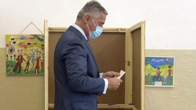 Opozicija ima većinu na izborima u Crnoj Gori 1