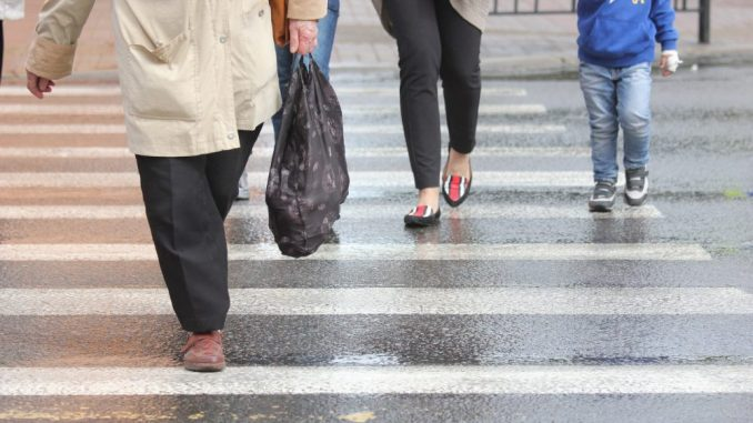 Greške u saobraćaju koje dovode do stradanja pešaka 6