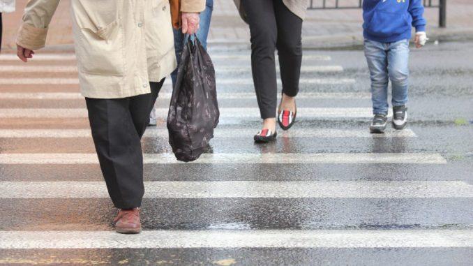 Greške u saobraćaju koje dovode do stradanja pešaka 1