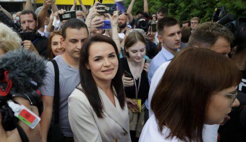 Tihanovska: U toku je mirna revolucija u Belorusiji 21
