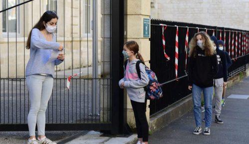 Kako će biti kažnjavani đaci koji ne budu nosili maske u školi 11
