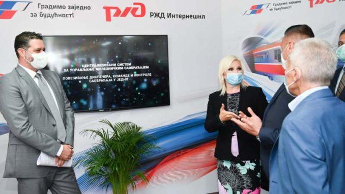 Mihajlović: Srbija bila izopštena sa glavnih koridora jer ništa nije ulagano u železnicu 2