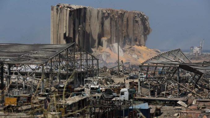 Nemar kriv za razornu eksploziju u Bejrutu 1