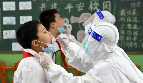 Kina za pet dana izgradila kovid bolnicu za 1.500 ljudi 13