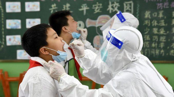 Kina gradi masovni kamp za karantin zbog novog žarista korona virusa 1