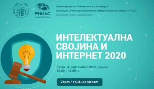 """Konferencija """"Intelektualna svojina i internet 2020"""" uživo na internetu 4"""