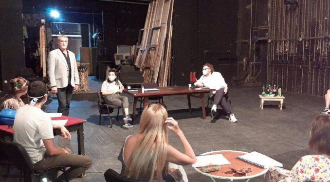 """Počele probe za predstavu """"6. oktobar"""" u Narodnom pozorištu u Nišu 4"""