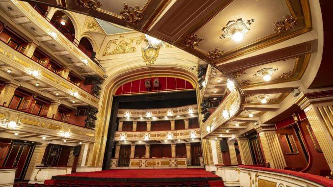 Prva premijera Narodnog pozorišta 9. septembra 3
