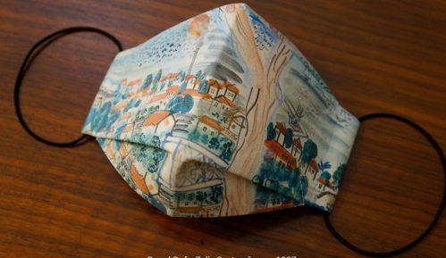 Veliko interesovanje za zaštitne maske sa motivima iz kolekcije Narodnog muzeja 3