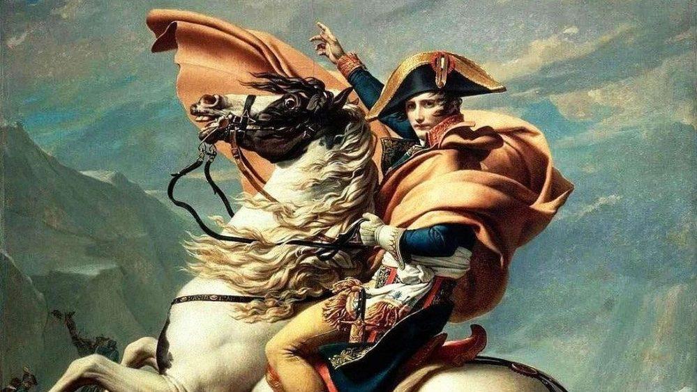 Napoleon - vojskovođa koji je vešto iskoristio revoluciju 1