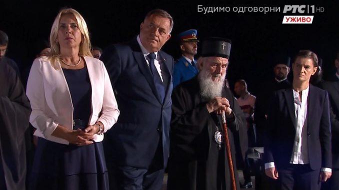 """Dan sećanja na akciju """"Oluja"""" obeležen u Sremskoj Rači 3"""