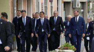 Plenković: Pomirenja nema bez istine koja se temelji na činjenicama (FOTO) 2