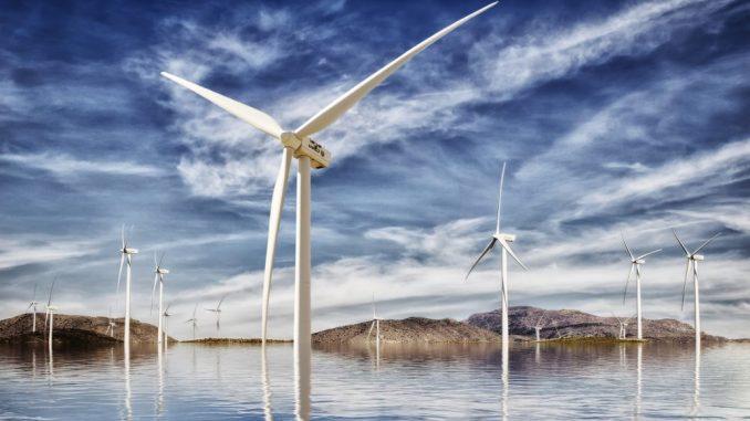 Rekordna godina za ofšor vetroparkove u svetu 1