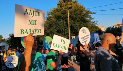 Protest protiv zagađenja u Smederevu: Građani najavili privatne tužbe  (VIDEO) 12