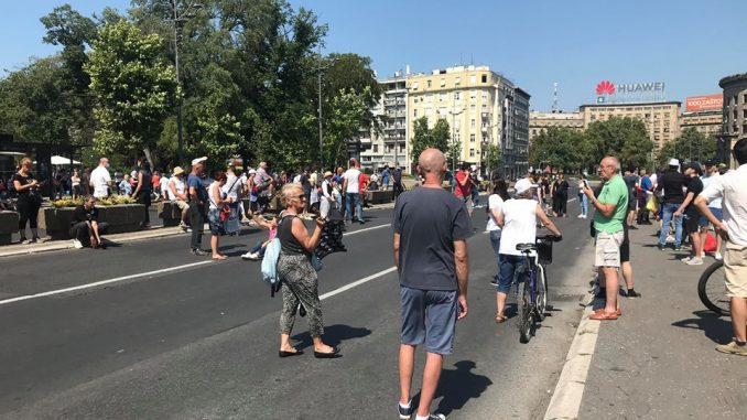 Mihajlović (SNS): Poštujete volju građana iskazanu na izborima 4