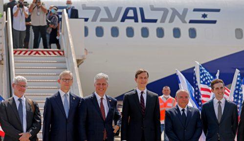 Poleteo prvi komercijalni avion iz Izraela za Emirate 4