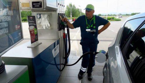 Korona strmoglavila cene goriva u Srbiji 12