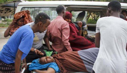 Petnaest mrtvih u napadu na hotel u Somaliji 5