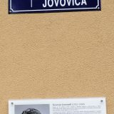 I Niš dobija ulicu Blagoja Jovovića 10