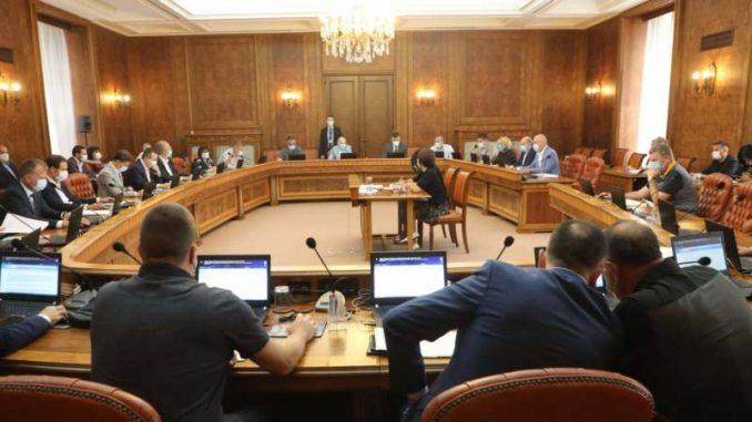 Vlada usvojila Zaključak o usvajanju teksta Amandmana 2 na sporazum Evropske komisije, EU i Srbije 1