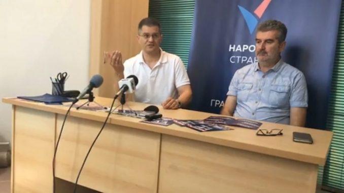 Jeremić: Kada EU bude zaoštrila retoriku prema srpskim vlastima, kraj će biti blizu 1
