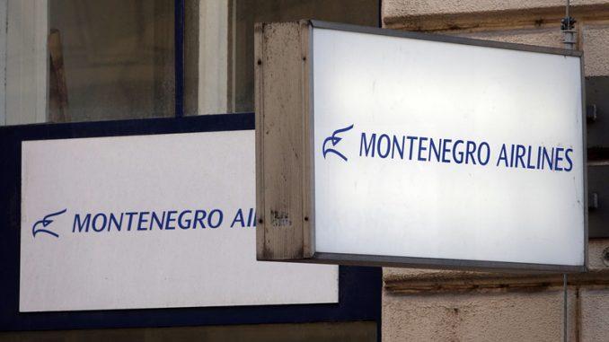 Crna Gora: Pomoć Montenegro Airlinesu iznosi 133 miliona evra od početka godine 1