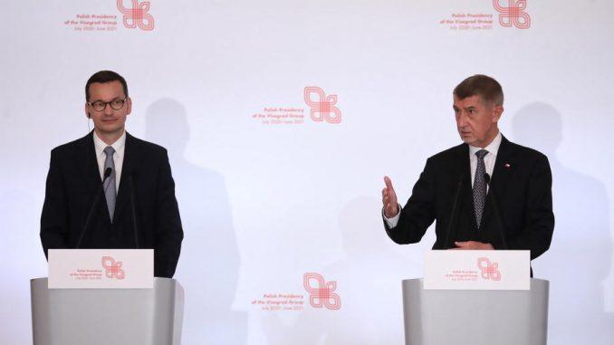 Premijeri Češke i Poljske traže ponavljanje izbora u Belorusiji 2