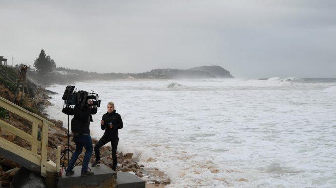 Oluja Bela u Britaniji donela obilne kiše i snažne udare vetra 1