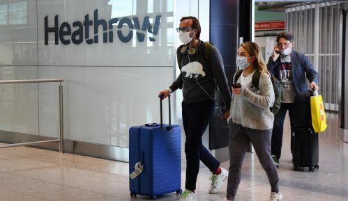 Rekordni pad broja putnika vazdušnog saobraćaja u Hrvatskoj 13