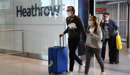 Velika Britanija traži karantin za putnike iz još sedam zemalja 9