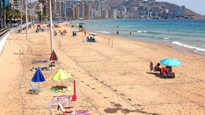 Pad turizma u Španiji od 98,6 odsto 2