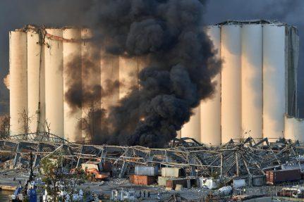Bejrut: U dve eksplozije u luci više od 70 mrtvih i 3.700 povređenih (FOTO/VIDEO) 2