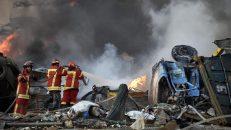 Bejrut: U dve eksplozije u luci više od 70 mrtvih i 3.700 povređenih (FOTO/VIDEO) 4