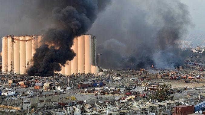 Hjuman rajts voč: UN da istraže eksploziju u Bejrutu 3