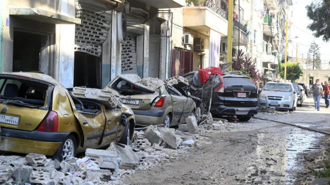 Eksplozija u Bejrutu bila jedna od najjačih u istoriji 6