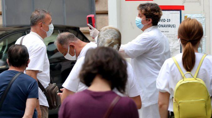 Sarajevo: Obustavljeni odmori u zdravstvu 1