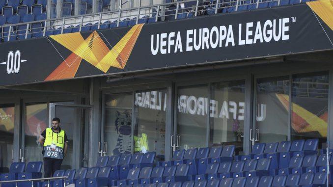 Striktni protokoli za završinicu evropskih klupskih takmičenja 1