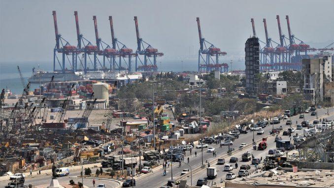 Zvaničnici SAD: Nema naznaka da je eksplozija u Bejrutu posledica napada 1