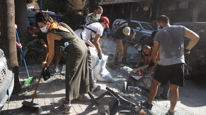 Nemačka poslala spasioce u Liban, Rusija lekare i medicinsku pomoć 1