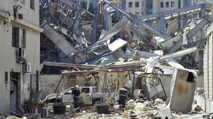 Libanski predsednik: Istraga o eksploziji u Bejrutu je složena i neće biti brzo završena 3