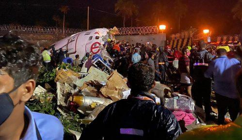 U avionskoj nesreći u Indiji 16 poginulo, desetine povređeno 7