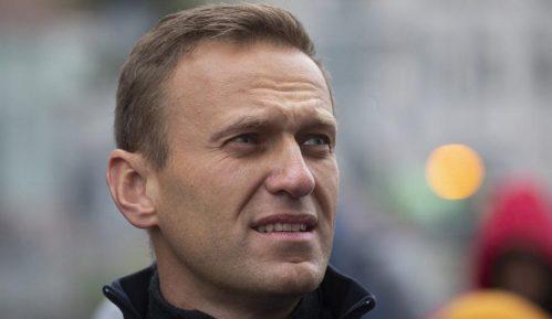 Privedeno devet osoba u blizini zatvora u kome kaznu služi Aleksej Navaljni 6