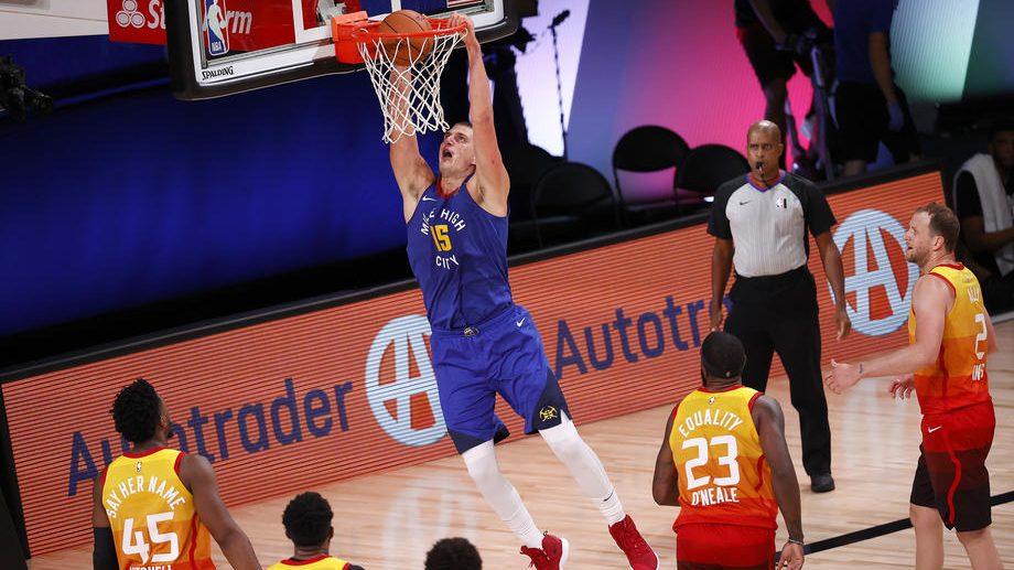 Nikola Jokić MVP NBA lige 1