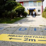 Priština: Testiranje na Trgu 11